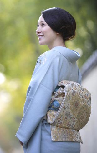 菊乃屋イメージ女性
